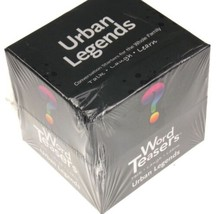 Word Teasers Urban Legends Conversation Starter Family Card Game Fact or... - $8.99