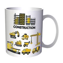 Construction Elements Collection 11oz Mug h397 - $11.98
