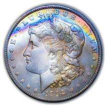 1892 MORGAN SILVER DOLLAR * . Key Date  235 - $151.90