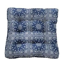 Square Soft Floor Cushions Japanese Style Tatami Pillows(21.6 inches,A16) - $35.12