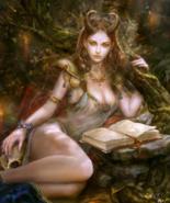 Succubus::CUSTOM SPIRIT CONJURE::Female Dark Sex Magick Entity Binding - $100.00
