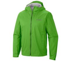 Columbia Mens EvaPOURation Jacket Big size 3X Hooded Rain Coat - $58.47