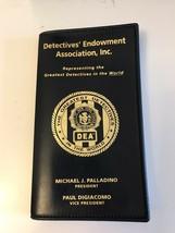 Detectives' Endowment Assiciation, Inc Memo Pad 2019 - $9.50