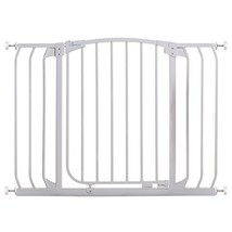 Dreambaby Chelsea Extra Wide Auto Close Security Gate in White