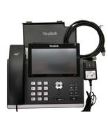 Yealink Sip-T48G Ultra-Elegant Touchscreen Gigabit IP Phone Bin: 9 - $149.99