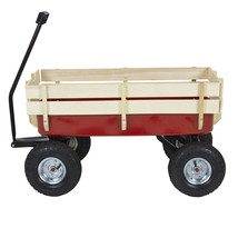 Pull Behind Wagon Along Kids Children Outdoor G... - $98.95