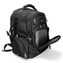 BDF Original Swisswin 17'' Men Laptop Backpack Waterproof Nylon Notebook... - $62.18