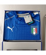 Italy Home Jersey 2016 Puma ACTV Players Version %100 Original Tradizion... - $45.00