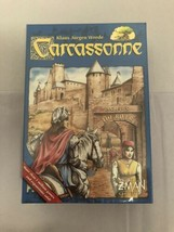 NIB - KLAUS-JURGEN WREDE - CARCASSONNE - Z-MAN GAMES  2012 - 13 & UP 2-5... - $28.49