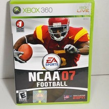 Microsoft Xbox 360 NCAA Football 2007 - $10.29