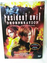 Resident Evil: Degeneration (DVD, 2008) - $2.97