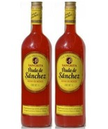 Viuda De Sanchez Sangrita Two Pack 1 liter each perfect tequila match me... - $41.95