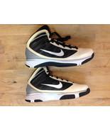 NIKE 367193 111 Women's Hyperize Black/White/Silver Shoes, Size US 11.5,... - $44.54