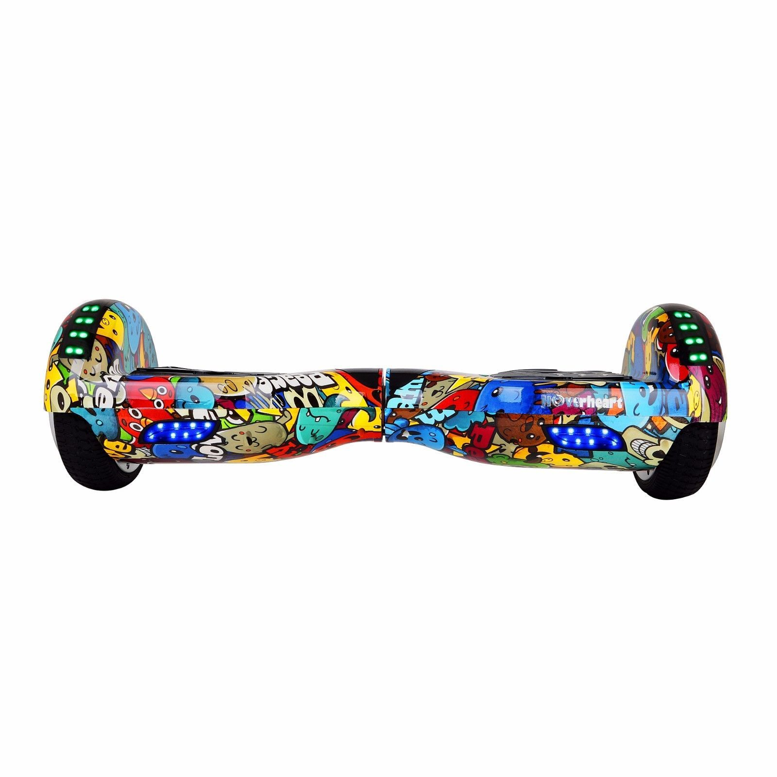 Monster Party Hoverboard Bluetooth LED's Two Wheel Balance Scooter UL2272
