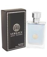 Versace Pour Homme By Versace Eau De Toilette Spray 3.4 Oz - $50.85