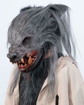 Wolf Mask Killer Kick-Ass Werewolf Beast Monster Halloween Costume Party... - $397.73 CAD