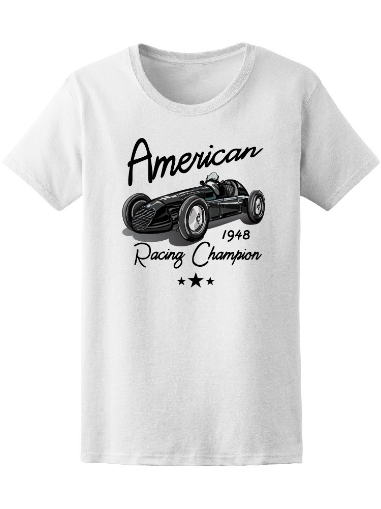 American Racing Champion 1948 Men's Tee -Image by Shutterstock