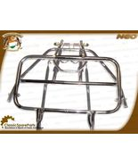 Vespa Luggage Carrier Chromed+ Spare Wheel-Brand New - $64.99