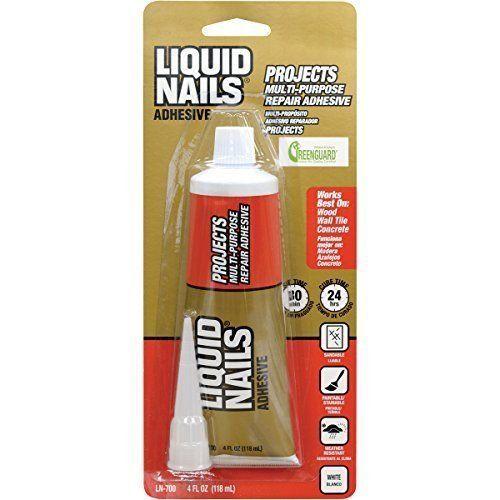 Liquid Nails LN-700 Multi-Purpose Repair Adhesive