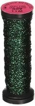 Kreinik Very Fine Metallic Braid #4 12yd-emerald #eji - $6.89