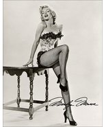 Marilyn Monroe 1950's Posed Stand-Up Display - Model Movie Actress Celeb... - $15.99