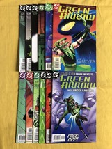 Lot of 29 Green Arrow (2001 2nd Series) from #3-75 ave VF Very Fine - $59.40