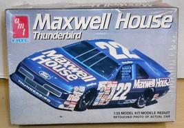 1991 AMT-ERTL Maxwell House Thunderbird-model kit MISB - $18.80