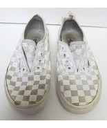VANS OFF THE WALL DISTRESSED CHECKERBOARD Athletic Sneakers Shoe MEN'S 6 - $39.94