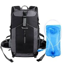 40L Hydration Backpack Day Pack 2L Water Bladder Camping Hiking Running ... - $873,88 MXN
