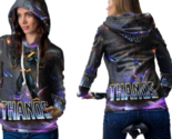 Thanos fight for galaxy hoodie women thumb155 crop