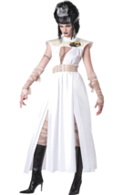 CALIFORNIA COSTUME FRANKIE'S BRIDE WOMENS COSTUME ASST SIZES 01229 BRAND... - $19.99