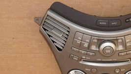 06 Subaru Tribeca B9 Heater Climate Control Dash Air Vents Info Stereo Faceplate image 5