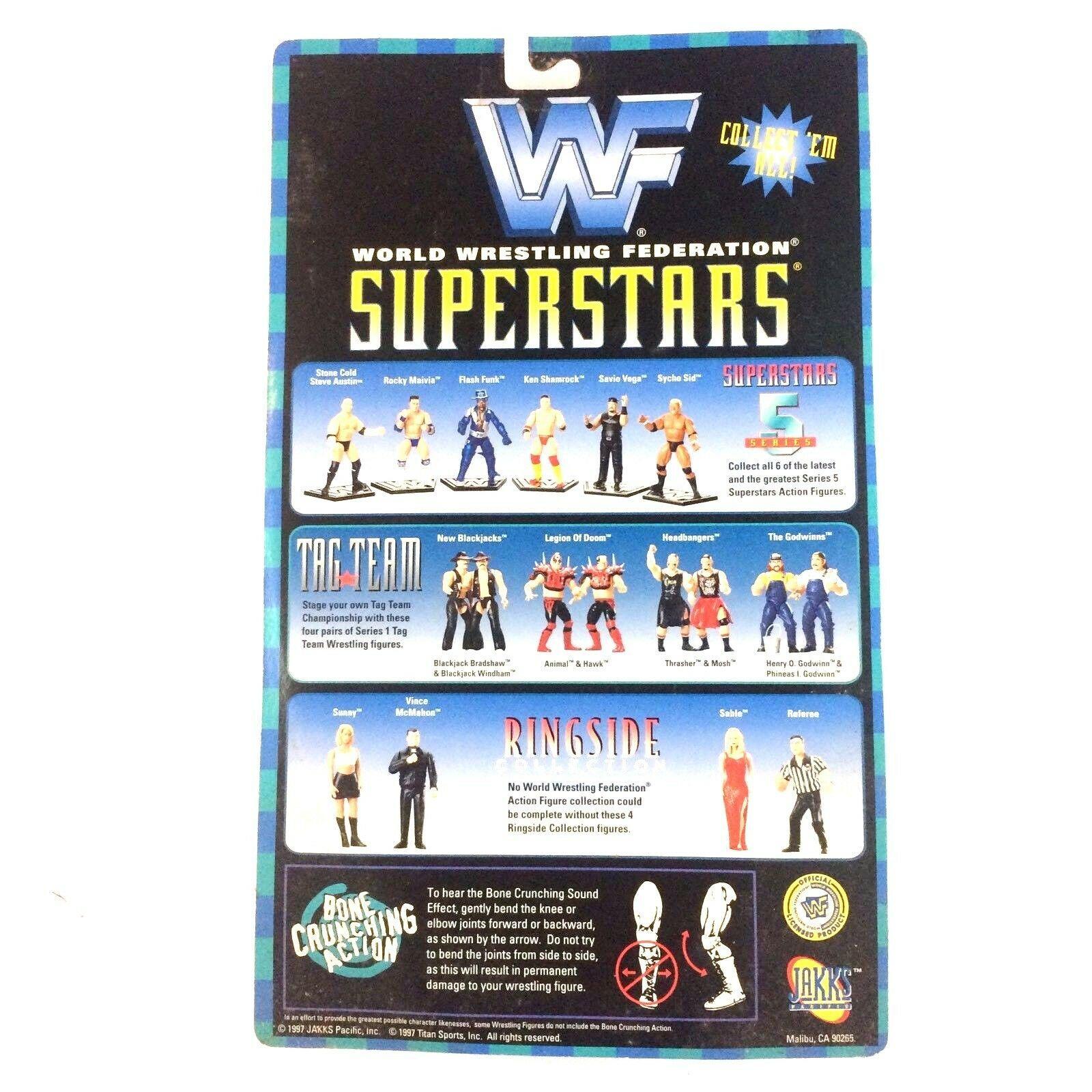 Triple H WWF WWE Jakks Action Figure Superstars Series 1997 Attitude Era