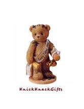 """CHERISHED TEDDIES NEWTON """"RINGING in the NEW YEAR with CHEER""""  272361 - $6.50"""