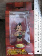 "TOMY 1998 Collectors Figure World ~ 4"" Astro Boy Mighty Atom Heart ~ JAPAN - $69.99"