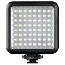 Godox 64 LED Video Lights for DSLR Camera Camcorder as Fill Light for In... - $24.53