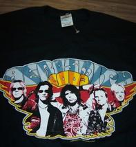 Aerosmith Band T-shirt 2003 Large New - $19.80