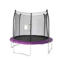 Skywalker Trampolines 10 -Foot Round Trampoline and Enclosure with (Purple) - $410.26