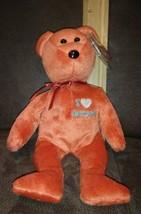 RARE Ty Beanie Babies Arizona the Bear (I LOVE ARIZONA). State exclusive... - $14.99