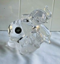 Lenox Classics Crystal Collection Dancer Elephant 2 Tone - $47.52