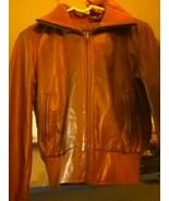 Gap leather JACKET SIZE xs - $21.51