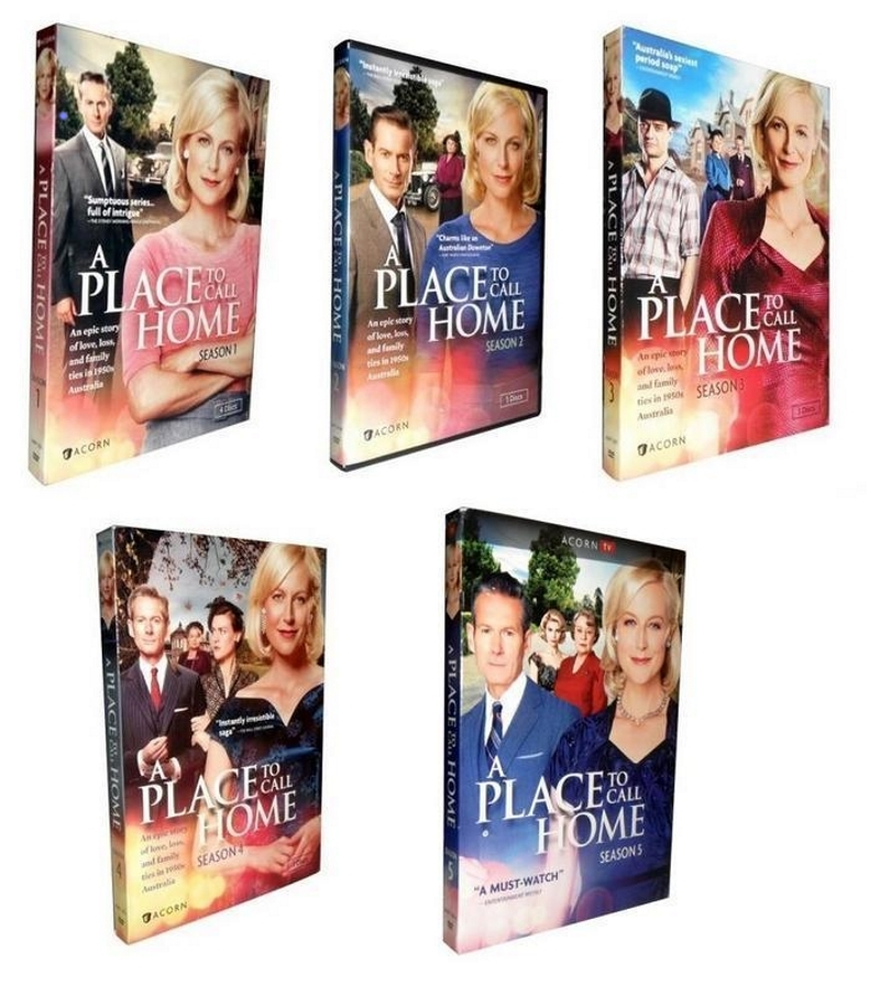 A place to call home season 1 5 dvd bundle