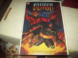 Batman / Demon #[nn] (1996, DC) - $5.00