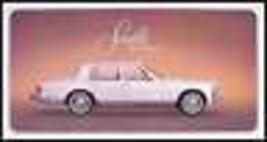 1977 Cadillac Seville Brochure- Original - Xlnt. - $12.87
