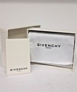 GIVENCHY & STARS EMBOSSED LEATHER WALLET Made In Italy - $387.75