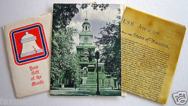 Esso          Happy Motoring          1964 Promo Pkg           Gift of t... - $9.50