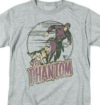 The Phantom t-shirt retro 80's comics crime fighter graphic tee KSF180 image 3