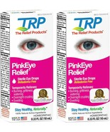 The Relief Products, Pink Eye Relief Ear Drops 0.33 fl oz,(pack of 2) - $18.80
