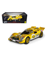 Ferrari 512 S #20 Yellow 1000 Kilometres of Buenos Aires 1971 Elite Edit... - $212.09