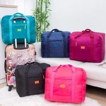 Travel Bag Waterproof Storage Container Case High Capacity Clothes Organ... - $14.99